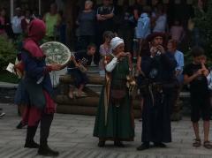 Praz-sur-Arly, Médiévales, Pratz
