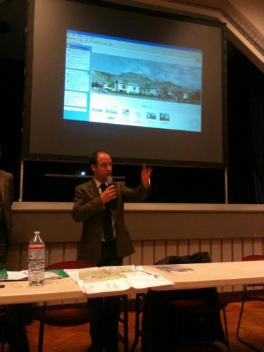 Claude HUGARD, Loïc HERVE, Agenda 21