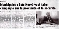Loïc, Hervé, municipales, 2014, Marnaz, élections