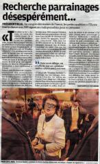 Christine BOUTIN, Jean-Louis MIVEL, Loïc HERVE